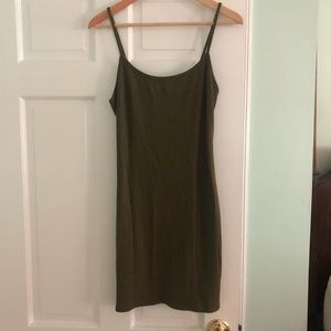 NWOT ribbed body con